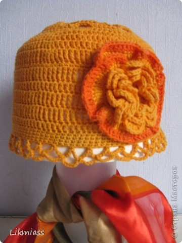 А вот здесь вы угадали - пойдем в баню.....КРАСИВЫМИ. Банные шапочки я вязала для своих подружек, теперь никто никого не путает, если что, отличаемся по шапочкам. У каждой свой цвет, все знают у кого какой. Итак... по шапочкам... фото 5