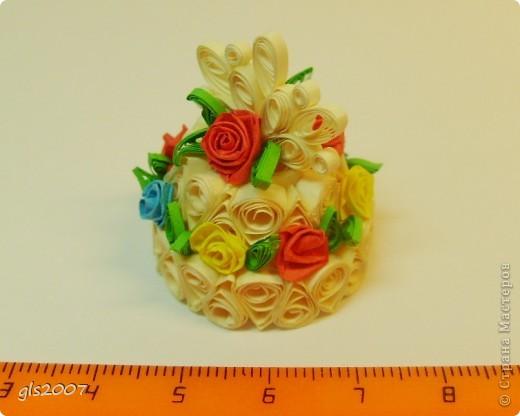 Тортик на День рождения фото 5
