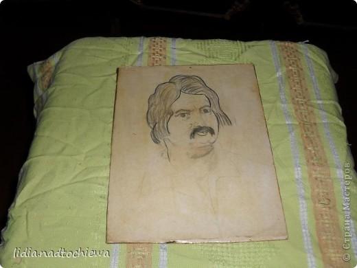 Мои юношеские рисунки фото 3