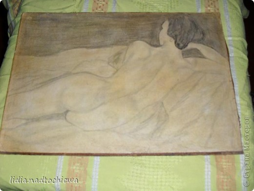 Мои юношеские рисунки фото 6