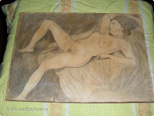 Мои юношеские рисунки фото 9