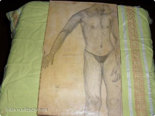 Мои юношеские рисунки фото 10