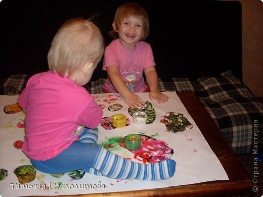 Ёлочки лепили и украшали вместе с Софией(2,10л) фото 7
