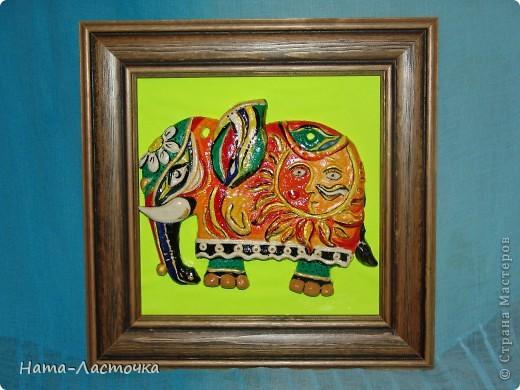 """Индийский слон"""