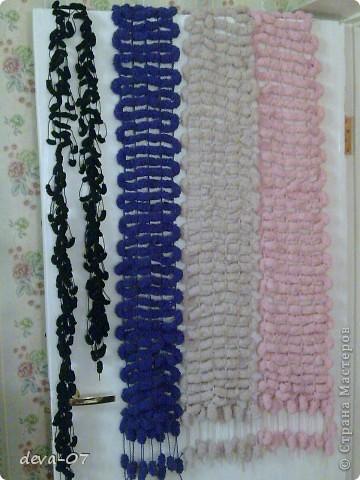 мои шарфики