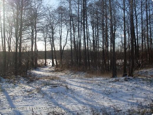 Снег на Урале фото 2