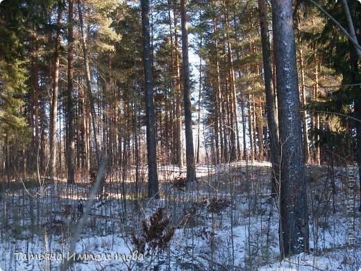 Снег на Урале фото 5