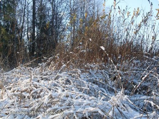 Снег на Урале фото 6