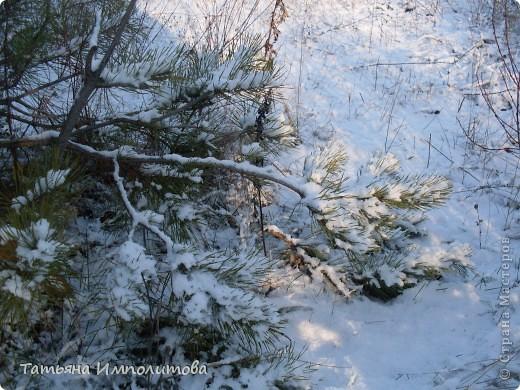 Снег на Урале фото 10