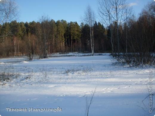 Снег на Урале фото 11