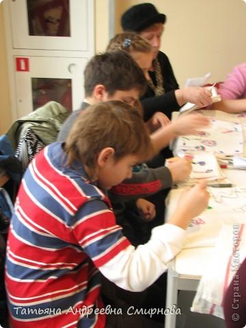Акриловый узор в детских оздоровительных лагерях