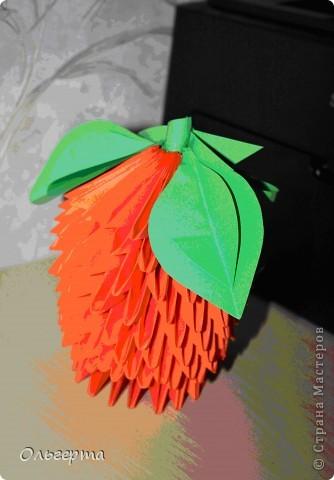 Эксперимент в модульном оригами №1 фото 2