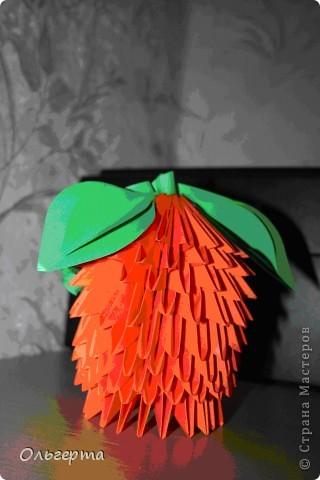 Эксперимент в модульном оригами №1 фото 3