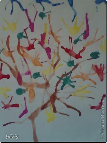 Осеннее дерево. фото 2