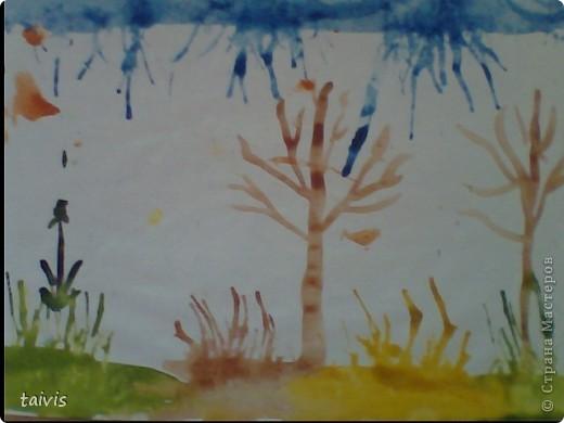 Осеннее дерево. фото 3