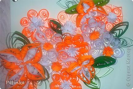Мои любимые оранжевые цветочки фото 2
