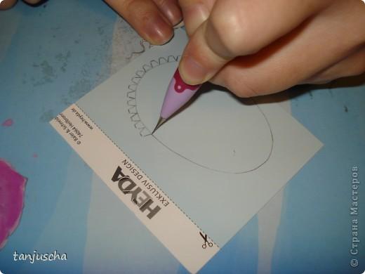 Мастер-класс Скрапбукинг День рождения Пергамано Пинетки из бумаги для новорождённых Бумага фото 22