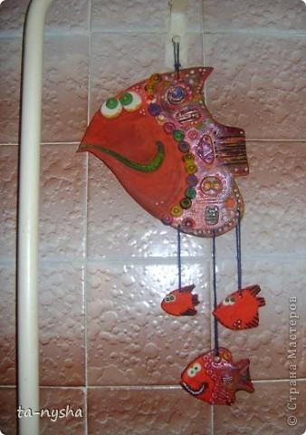 Красная рыба фото 2