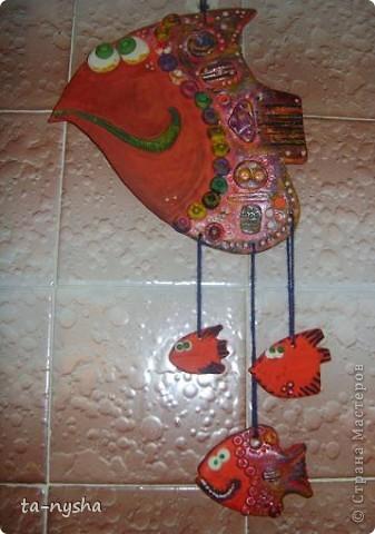 Красная рыба фото 1