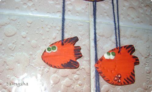 Красная рыба фото 5