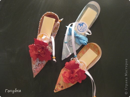 """Мы сегодня решили """"сшить"""" туфельку для мамы. Детям были предложены два варианта фото 10"""