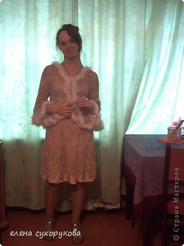 сшить пышное платье длинное