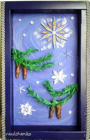 Звездой Рождественской сияет Ночное небо в дымке грёз, И бренный мир ещё не знает, Что послан на землю Христос… П. Велес фото 1