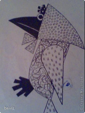 Мы пользуемся при рисовании фломастерами, цветными карандашами, гелевыми ручками. фото 5
