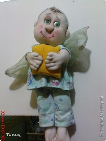 """""""Сплюшка"""" или ангел добрых снов, высота 40см. фото 1"""