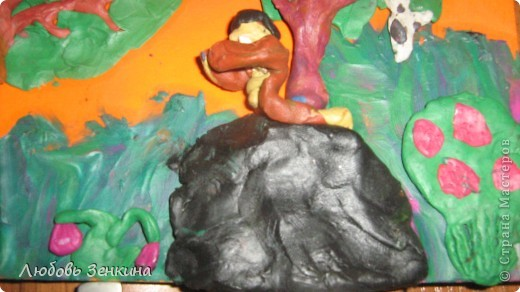Серафим Саровский молится на камне фото 2