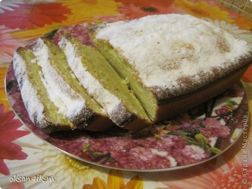 Очень вкусный и красивый кексик))) фото 1