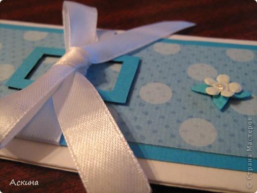 Такие открытки я сделала на день рождения родных и близких. фото 13