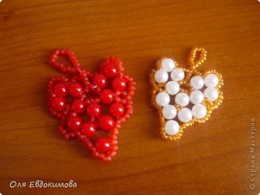 Кулоны в виде ягодок