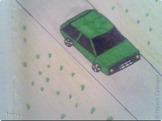 Некоторые рисунки из альбома. фото 12