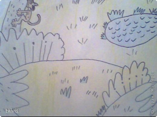 Некоторые рисунки из альбома. фото 2