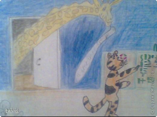 Некоторые рисунки из альбома. фото 5