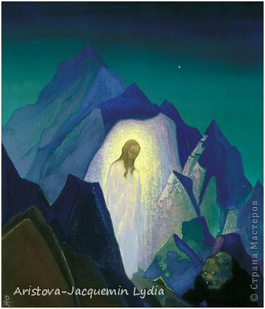 """""""Христос в пустыне"""" фото 8"""