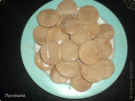 Очень вкусное печенье. А главное, делается очень быстро и выходит вкусно))) фото 1