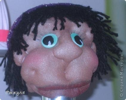 Это третья кукла-попик. фото 3