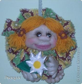 Это третья кукла-попик. фото 1