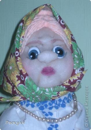 Это третья кукла-попик. фото 2