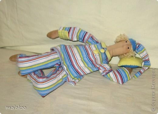 Сонный ангел для сына фото 2