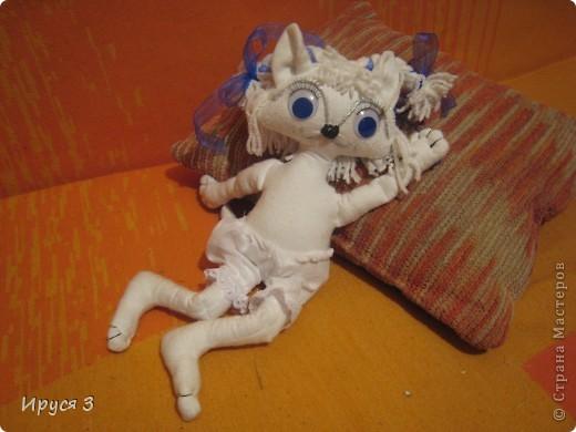 Кошечка Василиса фото 8