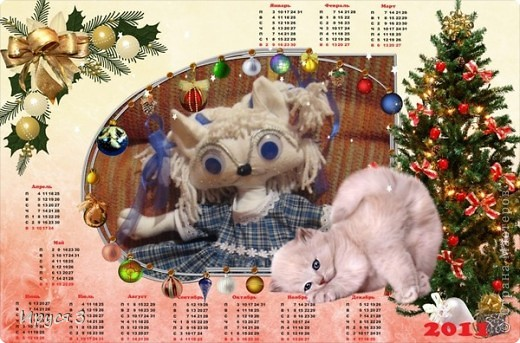 Кошечка Василиса фото 11
