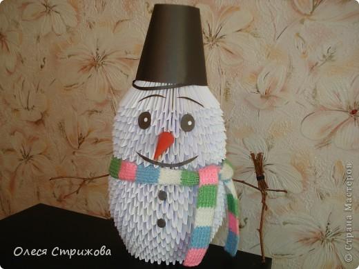 мой Снеговичок !   :)