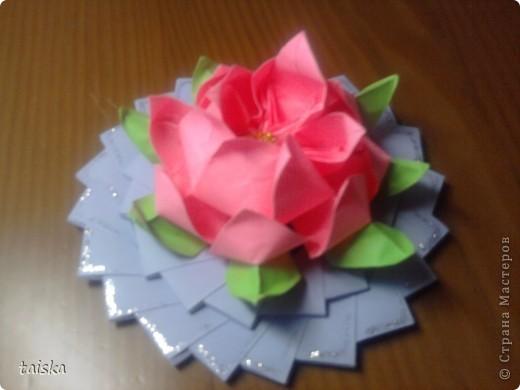 дебют в оригами. оказалось, не так сложно, как думала. фото 1