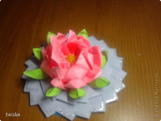 дебют в оригами. оказалось, не так сложно, как думала. фото 2