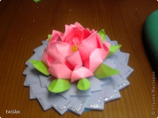 дебют в оригами. оказалось, не так сложно, как думала. фото 3