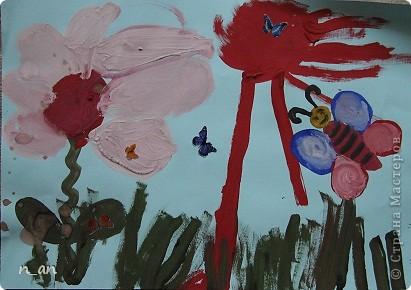 """Вот мы продолжаем наши """"хвастушки"""". Это наши работы сделанные на уроке рисования. Это рыбки на гипсе. Мне они очень нравятся фото 4"""
