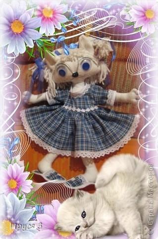 Кошечка Василиса фото 12